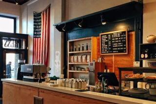 Coffee shop interior 6-19