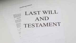 Last Will and Testament 3  9-19