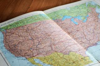 United States Atlas 4-19